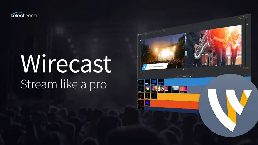 wirecast studio
