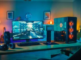 gaming pc accessories