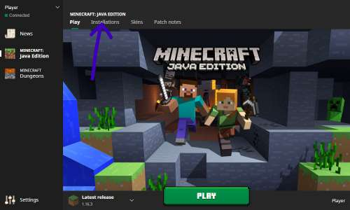minecraft optifine launcher