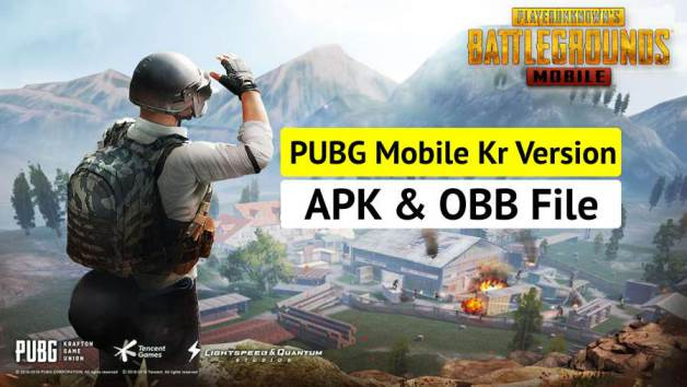 Download PUBG Mobile korea
