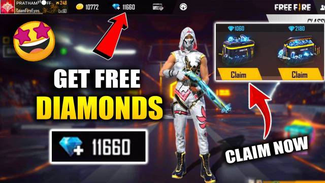 free fire unlimited diamond