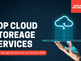 top cloud storage platforms
