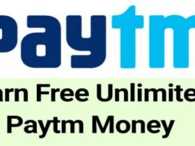 earn free paytm earning app