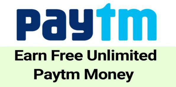 earn free paytm earning app