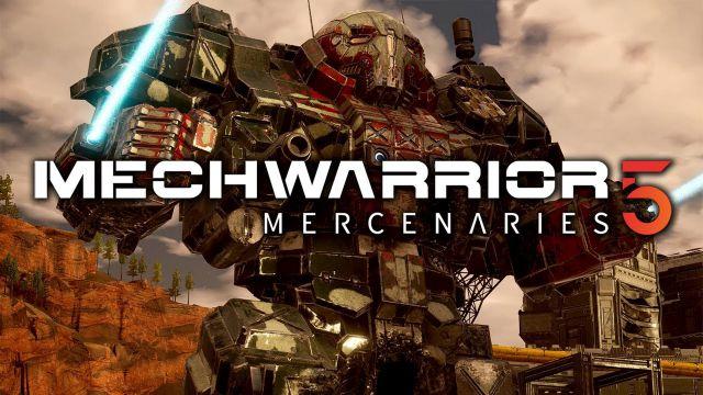 mechawarriors 5