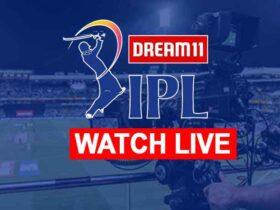 watch live dream11 IPL