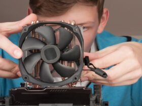 how to check cpu temperature