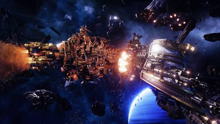 Battlefield Gothic Armada 2