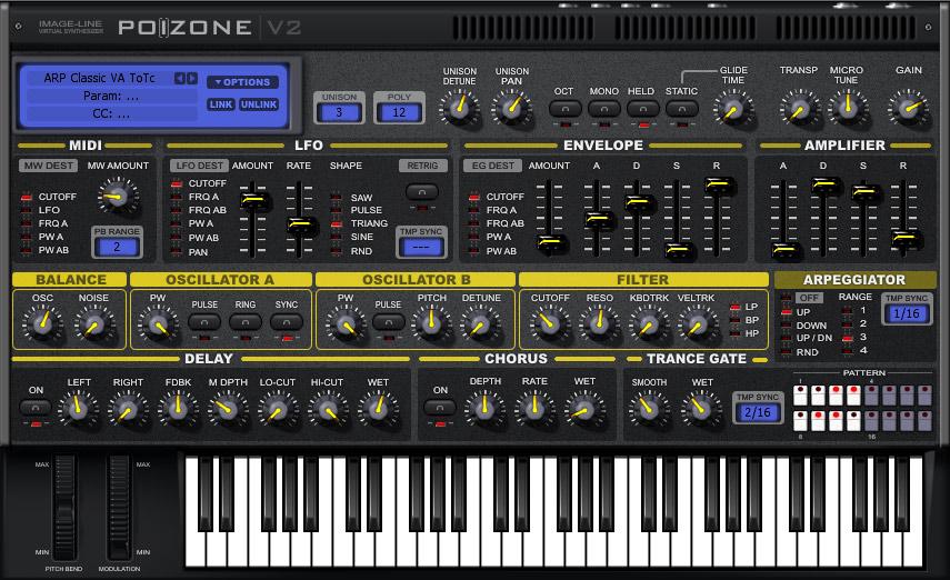 fl studio synthesizer